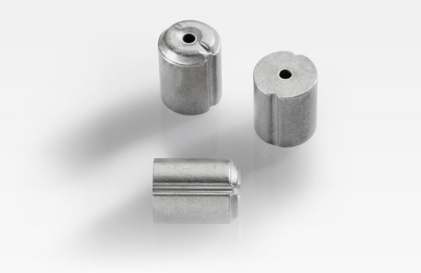 Armature for magnetic valve and ABS brake system