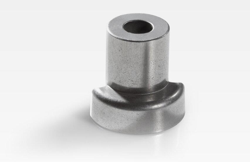 Eccentric ring for ABS pump/braking system
