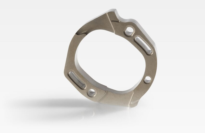 Cam ring for vane pump